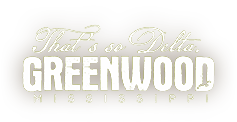 That's So Delta. Greenwood Mississippi logo