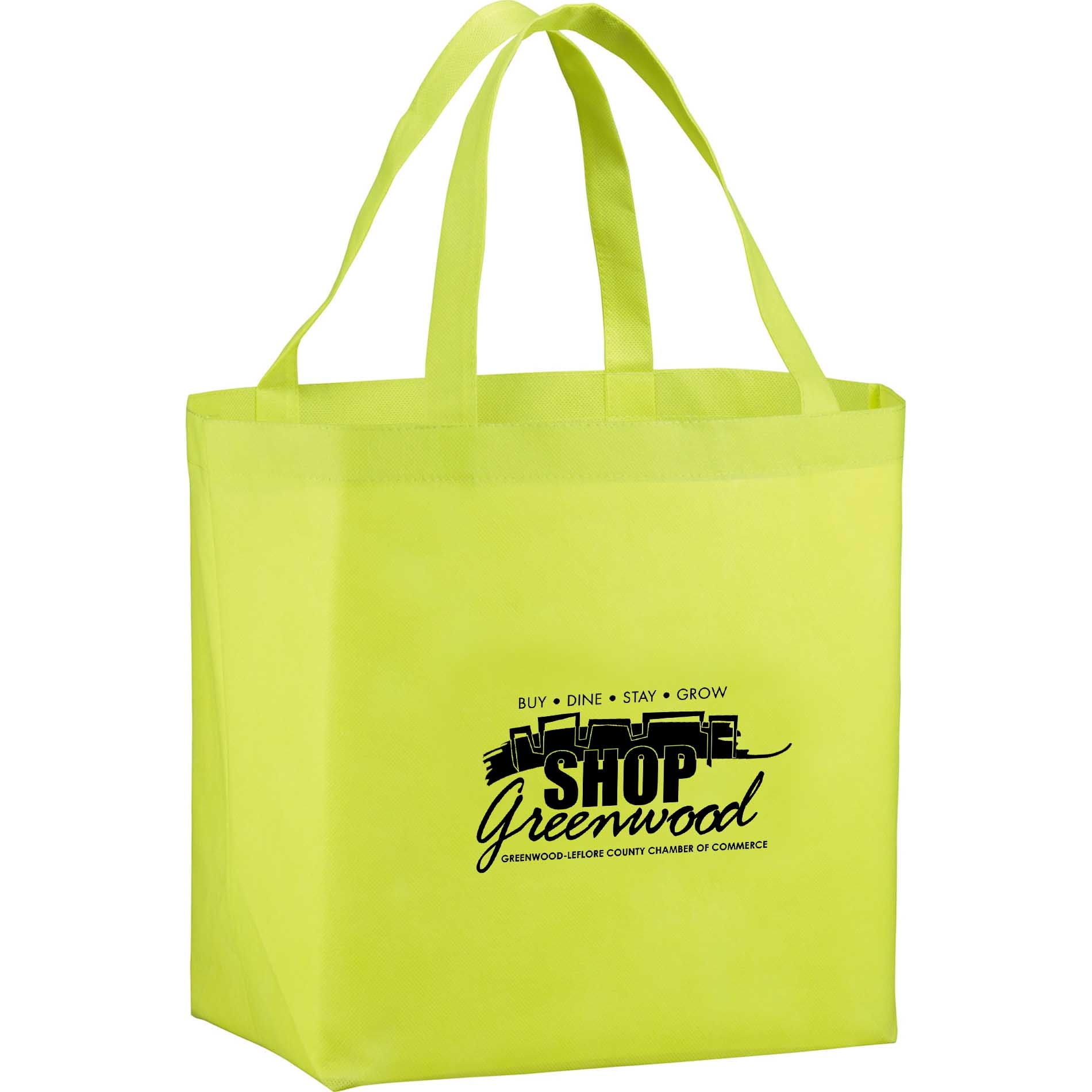 Shop Greenwood Tote Bag