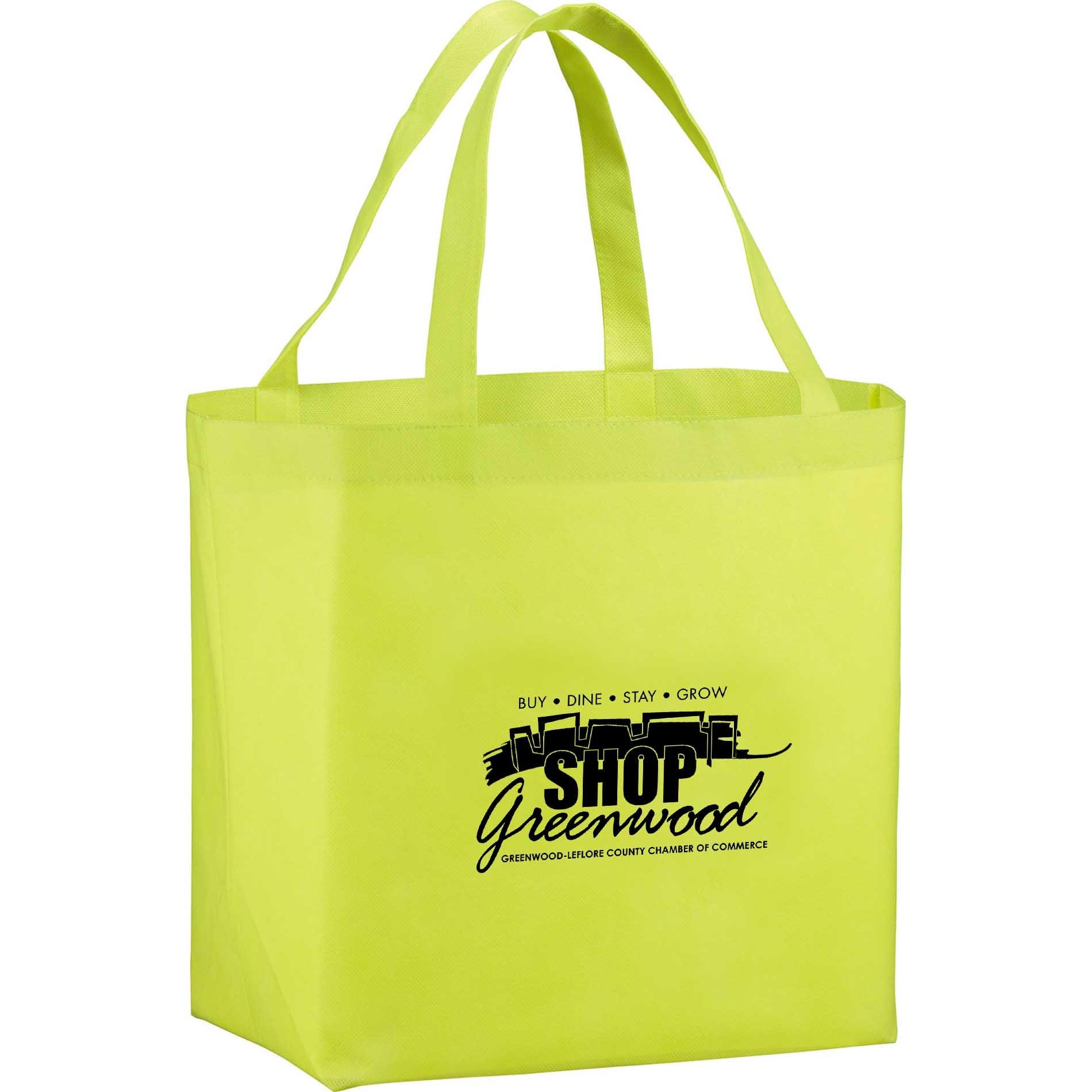 Shop Greenwood Tote Bag