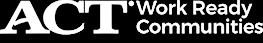 ACT Work Ready Communities logo